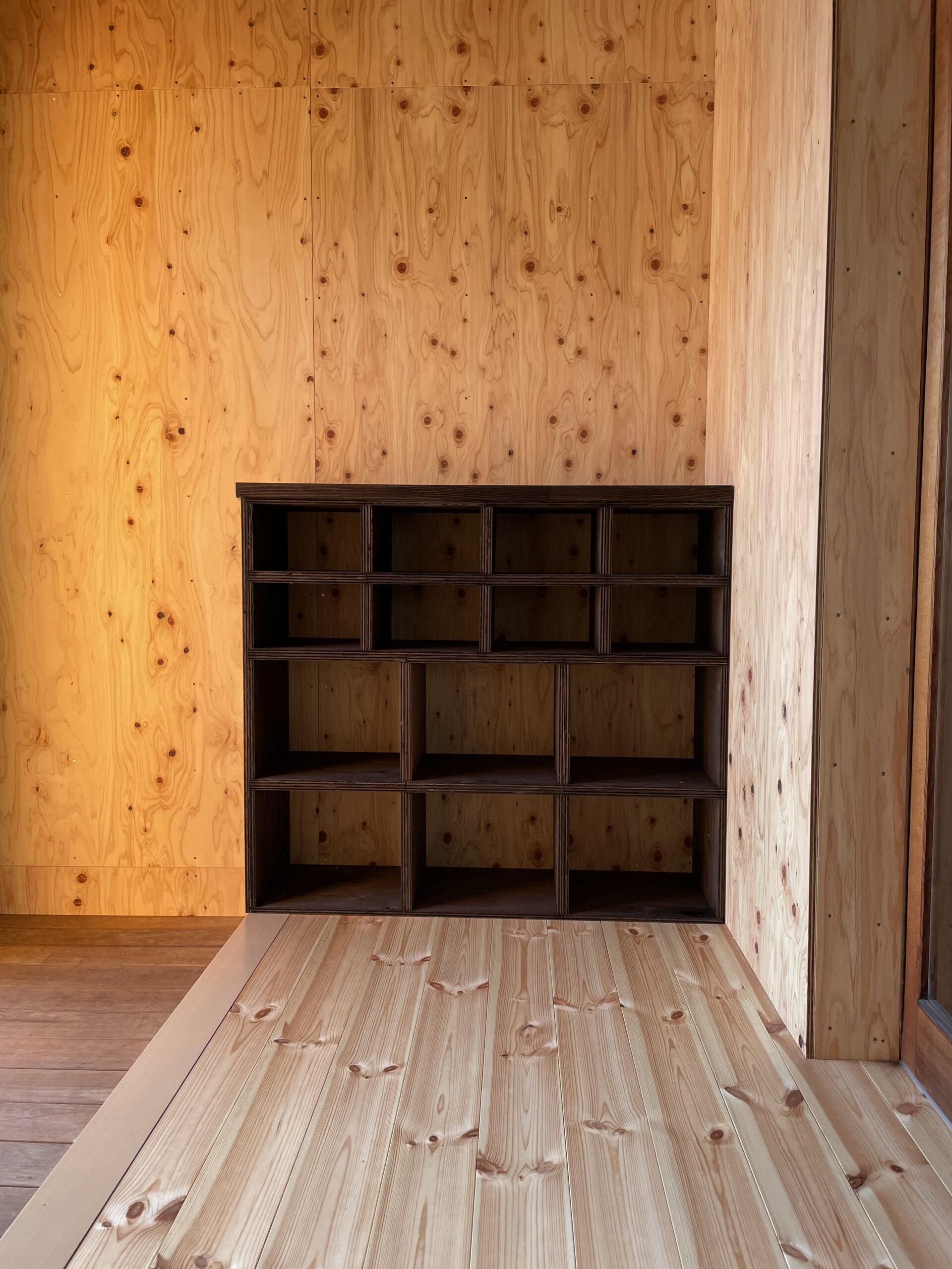 玄関収納棚